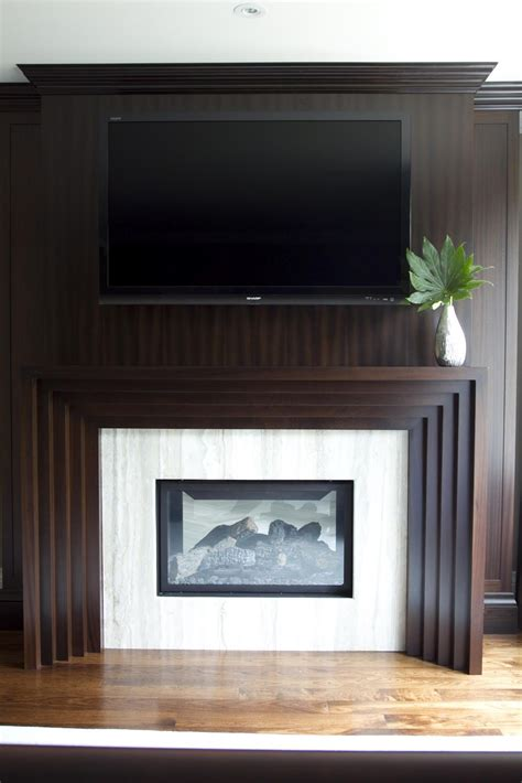 wood panel fireplace 20 nature loving fireplace ideas
