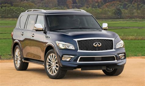 2016 infiniti qx80 2016 infiniti qx80 pricing and specifications photos