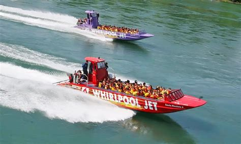 lewiston jet boat whirlpool jet boat tours in lewiston ny groupon