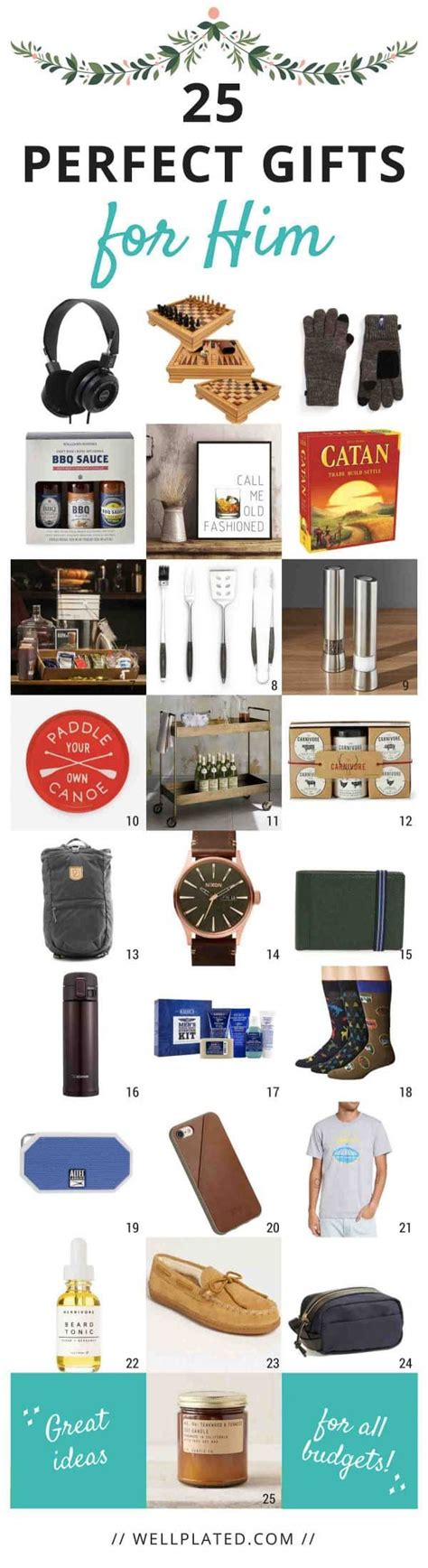 25 gift ideas 25 unique gift ideas for your husband dad boyfriend and