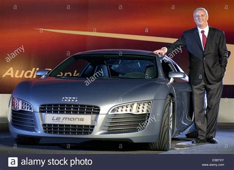 audi manufacturer dpa martin winterkorn chairman of the audi ag car