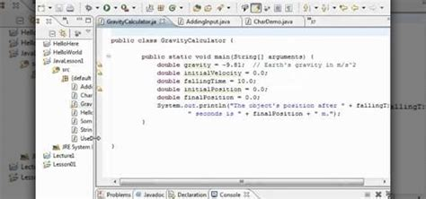 How To Create A Simple Math Program With Java 171 Java