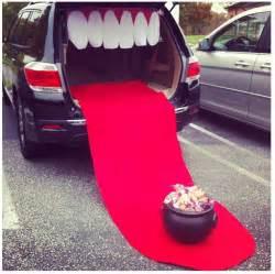 Halloween Decorations For Car Trunk Or Treat Halloween Car Stume Ideas News Cars Com