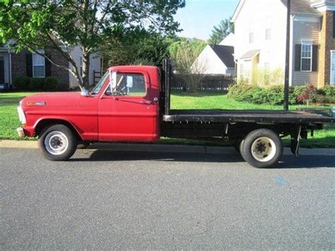 0 1969 pickup trucks old car and truck pictures buy used 1969 ford f 250 pickup base 5 0l dually flatbed