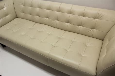 chateau d ax contemporary leather sofa