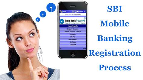 mobile banking registration sbi mobile banking registration process how to activate