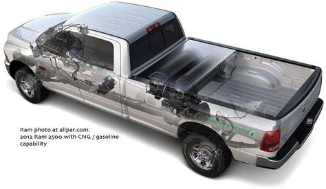 Storage Twin Bed 2012 15 Ram 2500 Cng Hemi Bifuel Pickup Trucks