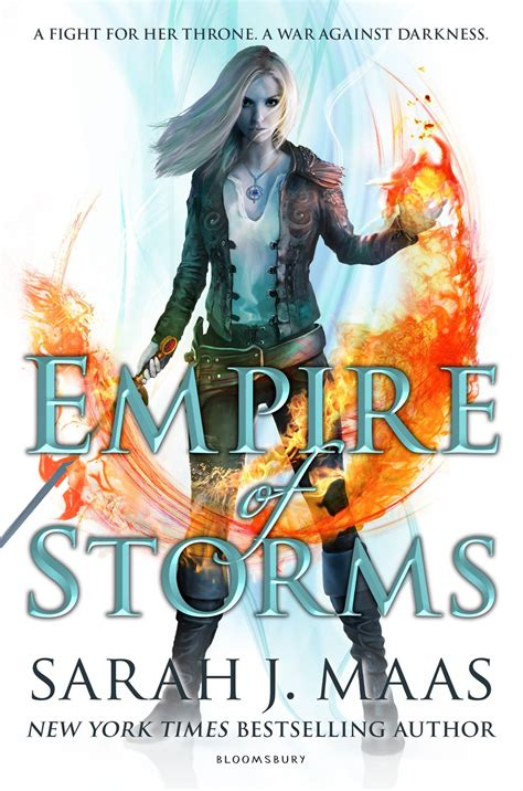 empire of storms throne cover revealed for sarah j maas empire of storms the fandom