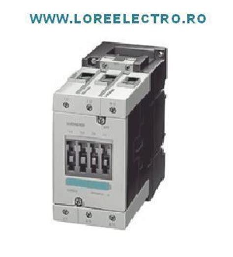 Contactor Siemens 3rt1045 1a 3rt1045 1ab00 contactor 80a siemens 37 kw sirius