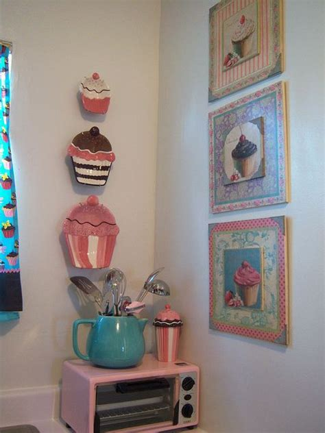 cupcake home decor home decor inspiring cupcake home decor cupcake wall