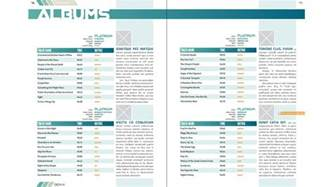 InDesign Tutorials > Introduction to Table and Cell Styles