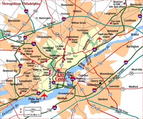map of philadelphia possible cross country relocation los angeles to