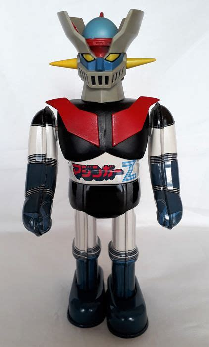 mazinger z billiken billiken japan height 23 cm mechanical tin robot