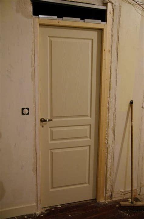 Installer Une Porte Cloison Placo