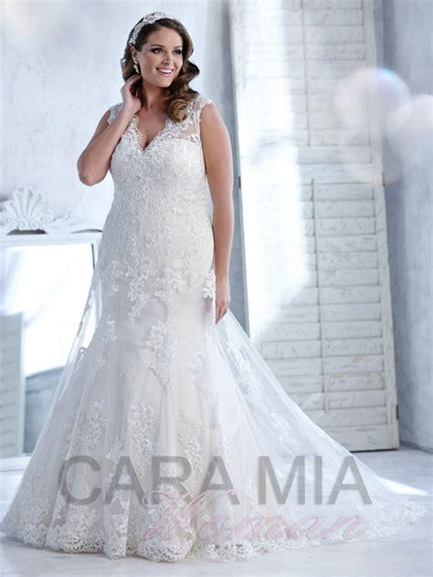 Flattering Plus Size Wedding Dresses from Eternity Bridal