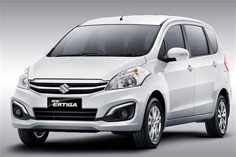 Maruti Suzuki Ertiga Features Maruti Suzuki Ertiga Facelift Features Leaked Ahead Of