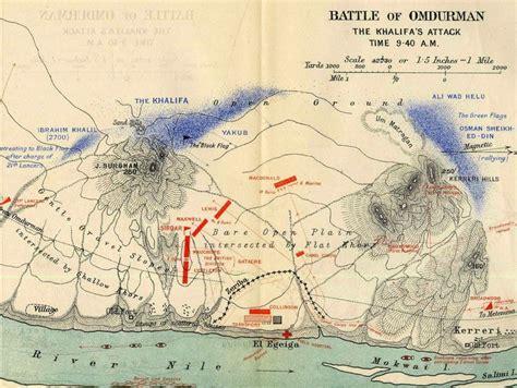 omdurman map 25 best ideas about battle of omdurman on