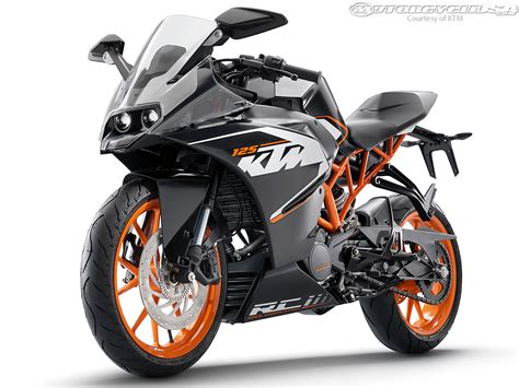 Ktm Rc 25 2014 Ktm Sportbike Models Photos Motorcycle Usa