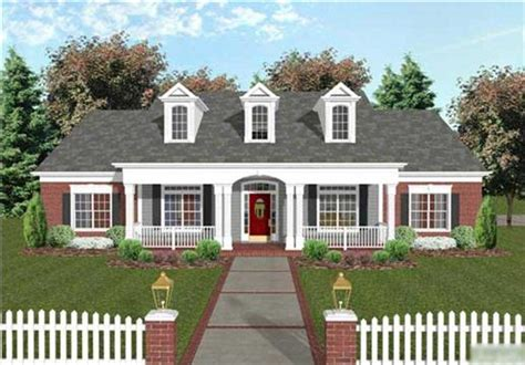 colonial style home plans exude tradition warmth and the