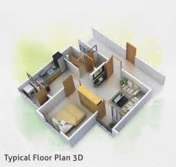 Plan 3d Welcome To Bhagyalakshmi