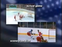 The Miracle Story Hockey Actual Footage Of The Miracle On Lmemine