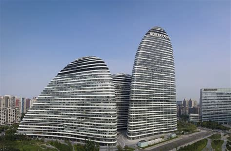 wangjing soho by zaha hadid architects | australian design