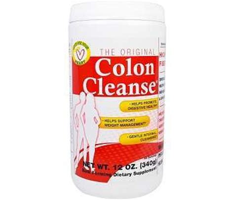 does it work or not? health plus inc. the orginial colon