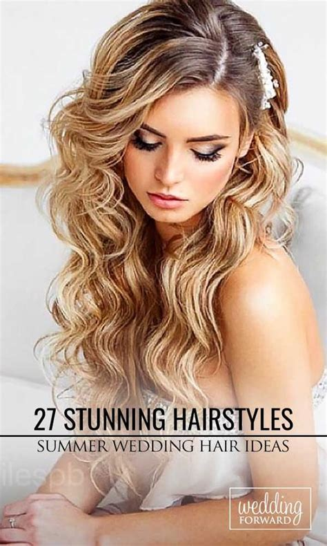 Wedding Hairstyles For Medium Length Hair With Flowers by 17 Best Ideas About Medium Wedding Hair On