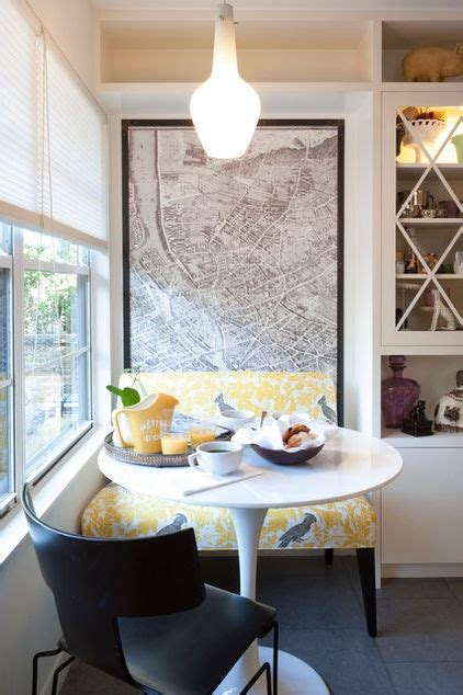 Banquettes For Small Spaces by 25 Best Ideas About Small Breakfast Nooks On