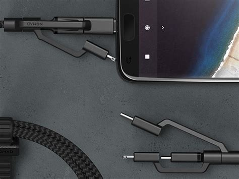 nomad ultra rugged universal cable stacksocial