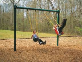 Swing With Swings Mile High Play Systems