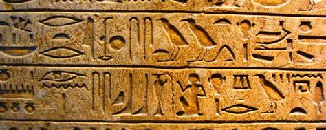 imagenes de egipcios antiguos fox encarga hieroglyph una serie ambientada en el