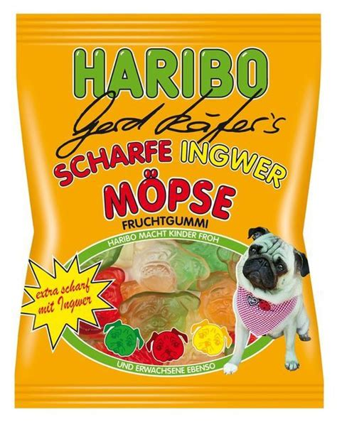 pug gummies haribo mopse i need these for the of pugs i and posts