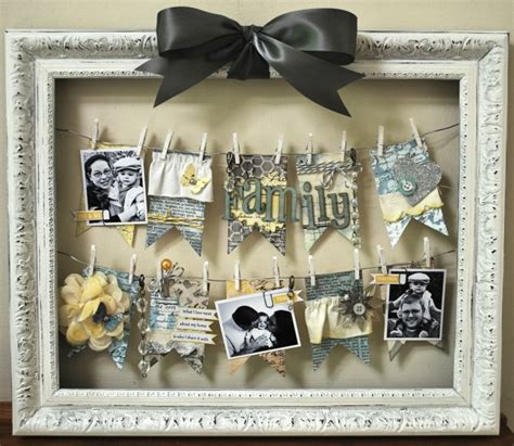 picture frame ideas 35 cool ideas to display family photos on your walls