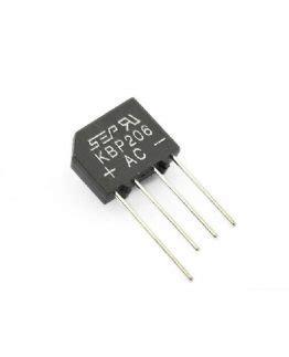 Dioda Kbp208 2a 800v diodes modern electronics