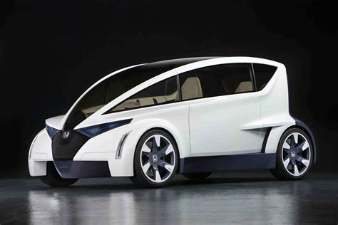 honda small car concept honda p nut concept outlines the future urban mobility