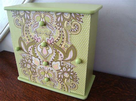 Decoupage Dresser With Fabric - decoupage octopus page 3