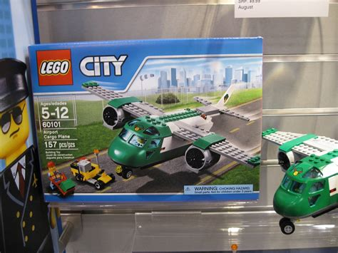 Lego City 60101 Airport Cargo Plane toys n bricks lego news site sales deals reviews mocs new sets and more