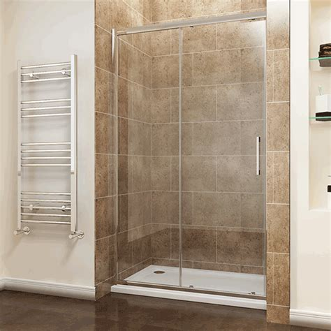 How To Clean Tempered Glass Shower Doors Sliding Shower Door Enclosure Walk In Shower Cubicle 8mm Easy Clean Glass Ebay