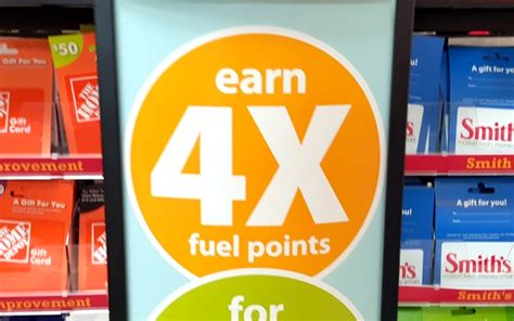 kroger 4x fuel points august 2015 maximize your savings - Kroger Return Policy On Gift Cards