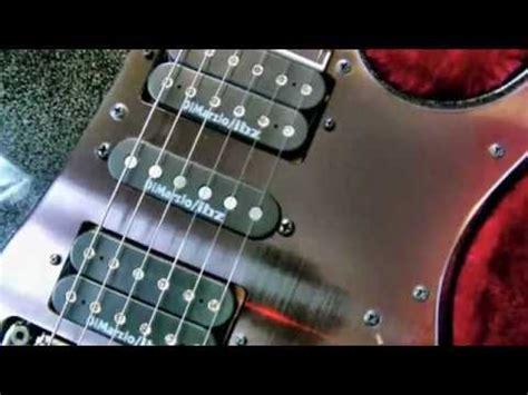 ibanez rg2550z gk prestige team j craft guitar youtube