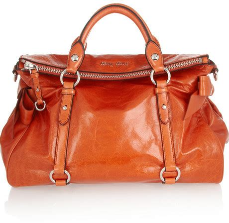Miu Miu Bow Tote by Miu Miu Bow Embellished Leather Tote Where To Buy How