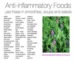 anti inflammatory foods food