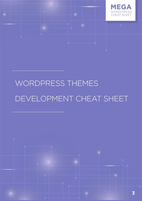 wordpress tutorial for developers pdf the ultimate wordpress cheat sheet 3 in 1 in pdf and jpg