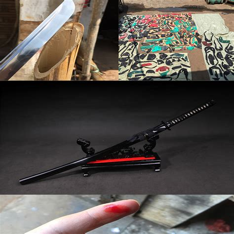 Handmade Samurai Swords For Sale - handmade katanas samurai japanese sword real katana swords