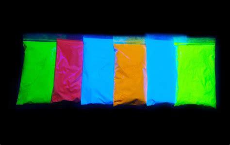 colored cornstarch uv reactive colored powder and event uv reactive