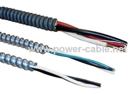 10 2 Mc Cable Price - aluminum clad type mc cable 12 2 12 3 14 2 14 3 from china