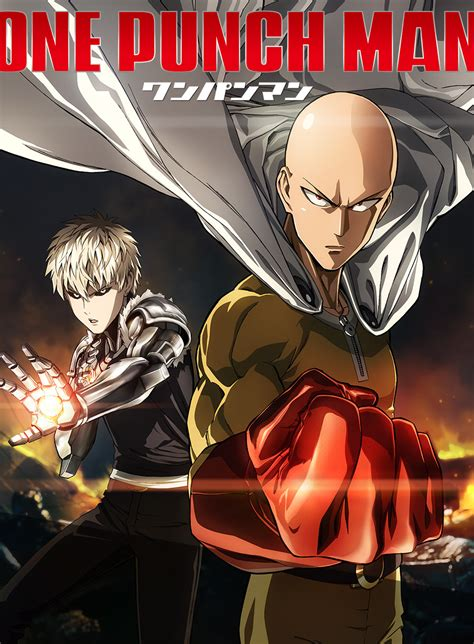 one punch man one punch man review daily anime art
