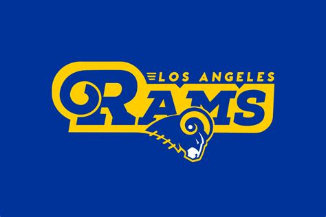 who is the for the rams an unsolicited rebrand of the la rams brains on