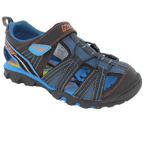 walmart boys sandals nerf boys casual toe sport sandal shoes walmart